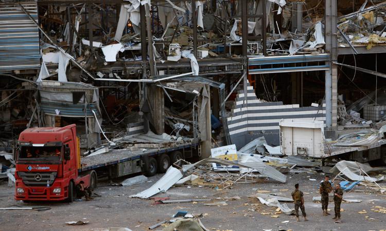 Beirut: así llegó el nitrato de amonio causante de las explosiones en Líbano