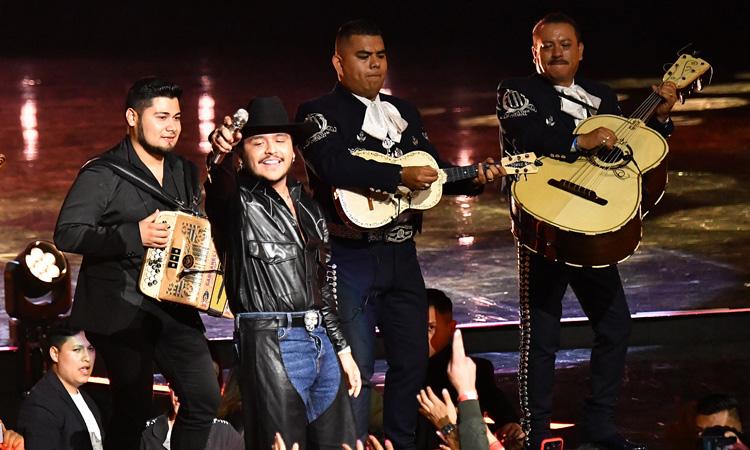 Mariacheño, género que canta Christian Nodal, novio de Belinda