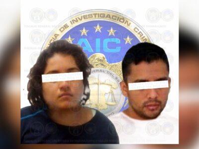 Guanajuato: Cae pareja por asesinato del jefe de prensa de la FGE