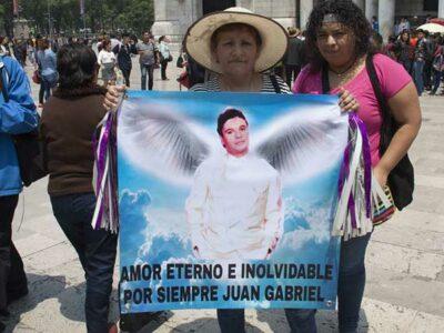 Juan Gabriel cumple 4 años de fallecido; así lo recordarán en redes