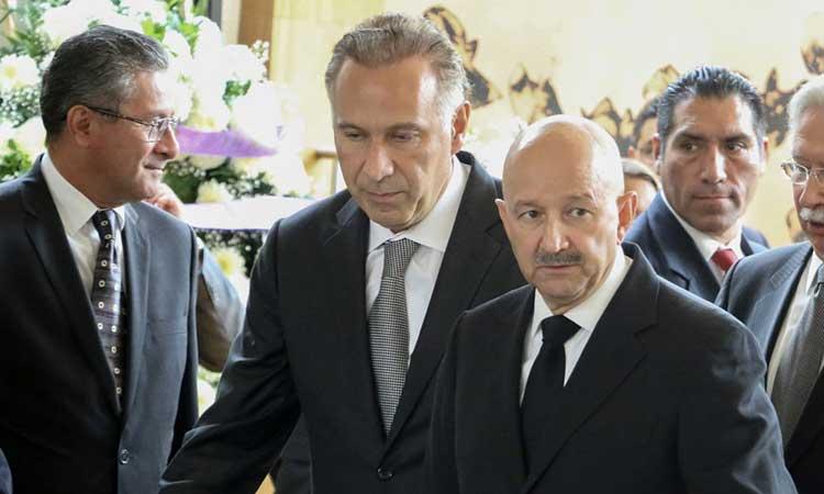 Juan Collado era el abogado personal del ex presidente Carlos Salinas de Gortari.