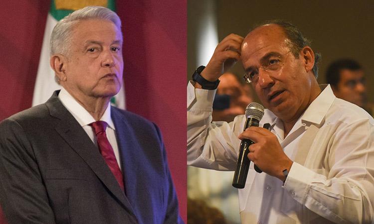 López Obrador Felipe Calderón