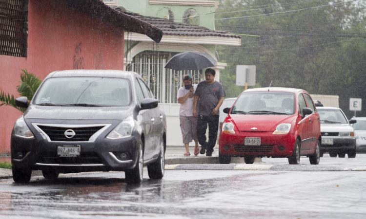 Clima en México: Al menos 6 estados esperan lluvias intensas