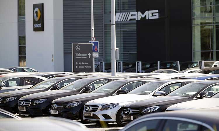 Mercedes-Benz: expertos chinos logran hackearlo con facilidad