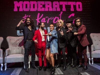 Moderatto realiza primer concierto masivo