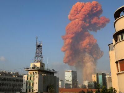 Explosiones en Beirut: Muere esposa del embajador holandés en Líbano