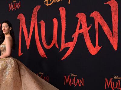 Mulan estreno de películas