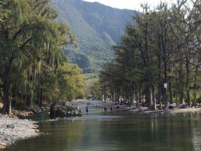Nuevo León: cuota de 100 pesos por visitar el río Ramos