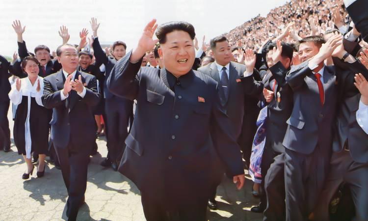 Kim Jong-un prohíbe perros como mascotas en Corea del Norte