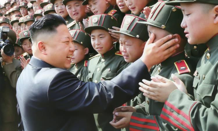 Kim Jong-un coma