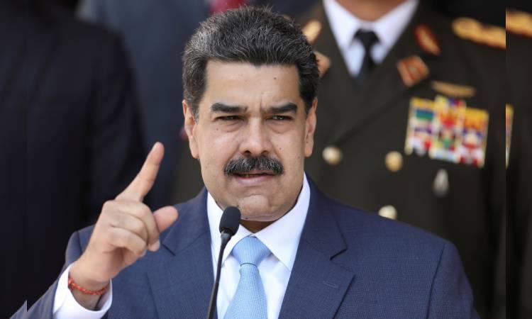 Nicolás Maduro indulta