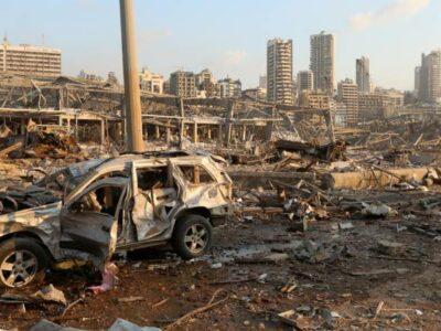 Embajador de Kazajistán en Líbano resulta herido tras explosión