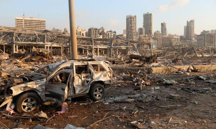 Estados Unidos ayudará a Líbano.