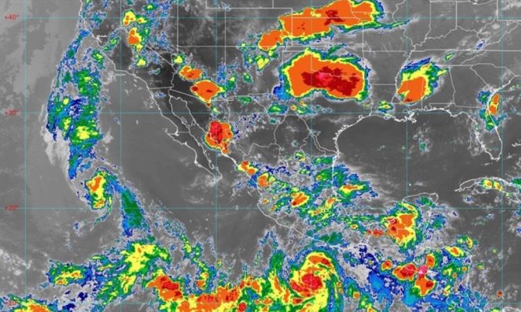 Tormenta tropical Genevieve