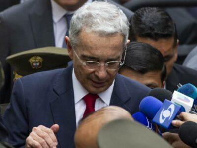 Álvaro Uribe, expresidente de Colombia: Corte Suprema ordenó mi captura