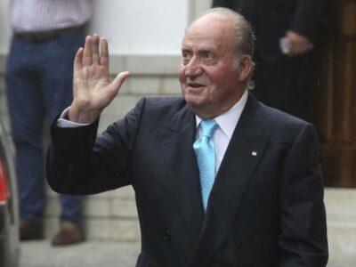 Rey Juan Carlos: mi salida de España sólo es temporal