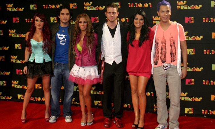 RBD regresa
