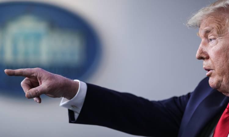 Trump visitará a hermano enfermo en NY; no informa qué padece
