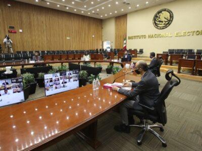 INE aprueba 7 mil 226 mdp en presupuesto para partidos políticos