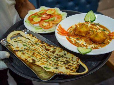 En India, restaurante crea ingenioso menú para atraer a los clientes