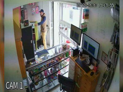 Edomex: asalto a papelería en Ecatepec se hizo en 15 segundos