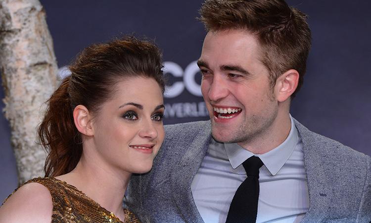 Robert Pattinson y Kristen Stewart