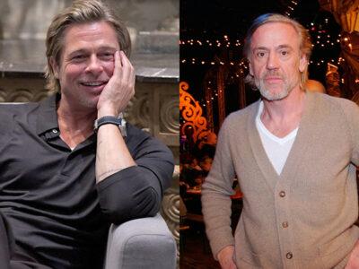 Roland Mary esposo de la-novia de Brad Pitt
