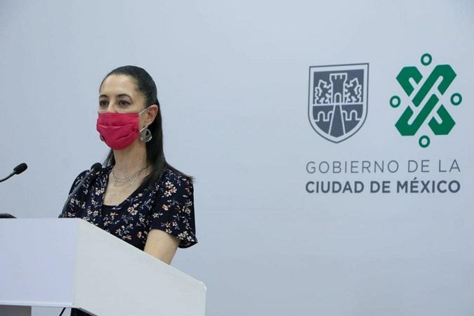 En CDMX no hay ocurrencias, asegura Claudia Sheinbaum