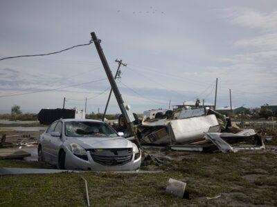 SRE apoya a mexicanos en EU ante irrupción del huracán Laura