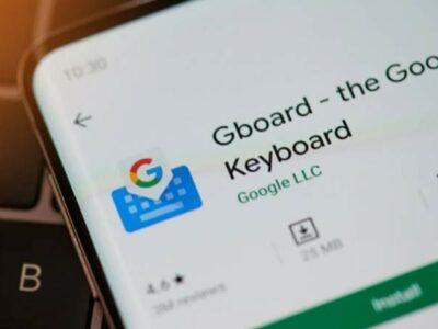 teclado de google traduce