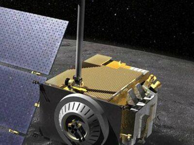 Después de 10 años de espera, la luna ha enviado una señal de vuelta a la tierra