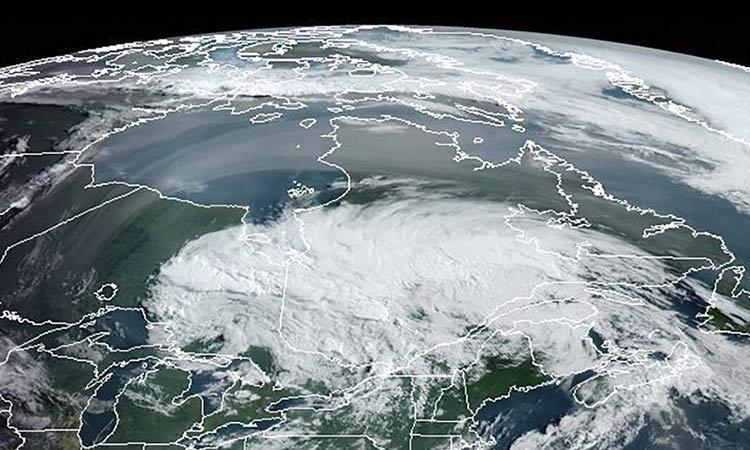 ¿Cuál diferencia entre huracán, ciclón y tormenta tropical?