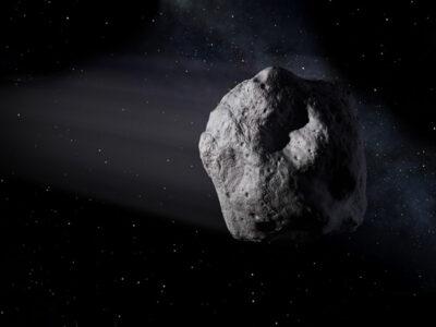 """""""El asteroide del día de las elecciones"""", podría impactar en la tierra un día antes de las elecciones de Estados Unidos, ha dicho la NASA."""
