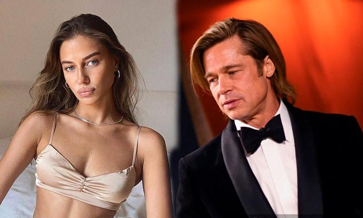 Brad Pitt Nueva Novia