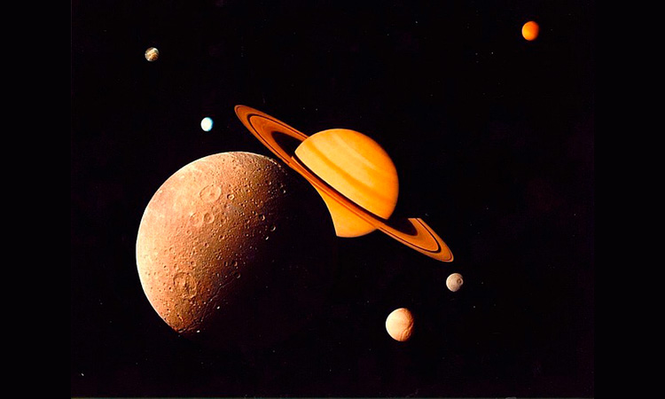 Científicos descubren un mundo similar a Saturno que orbita una estrella ultra fría