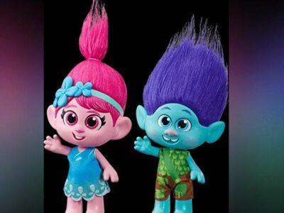 Muñeca de Trolls genera polémica por botón oculto