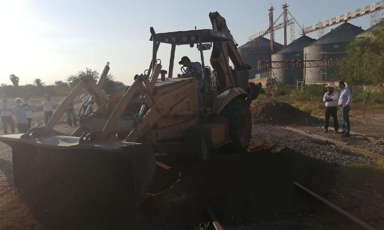Sonora: Yaquis desbloquean vías del ferrocarril tras aceptar acuerdos