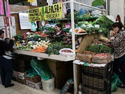 Frutas y verduras de temporada del mes de agosto