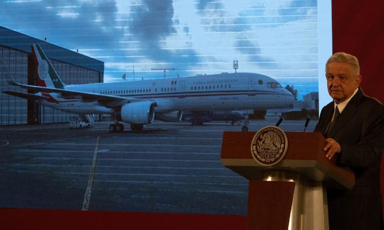 """Avión presidencial """"Benito Juárez"""", el otro avión que está a la venta"""