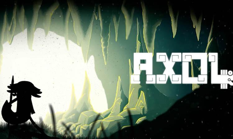 axol videojuego mexicano