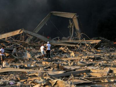 Explosión en Beirut: embajada de México en Líbano ofrece apoyo a connacionales