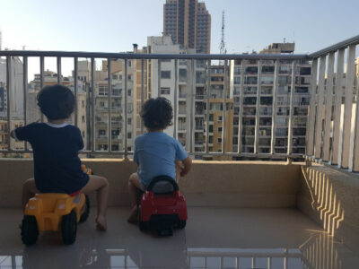 Beirut: a una semana de la explosión, niñas y niños sufren secuelas psicológicas