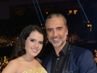 """Camila Fernández, hija del """"Potrillo"""" se casa tras nueve meses de noviazgo"""