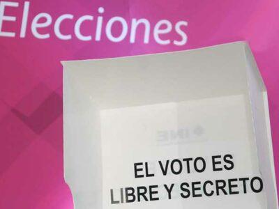 AMLO resaltó que los fraudes electorales ya son delito grave en la Constitución.