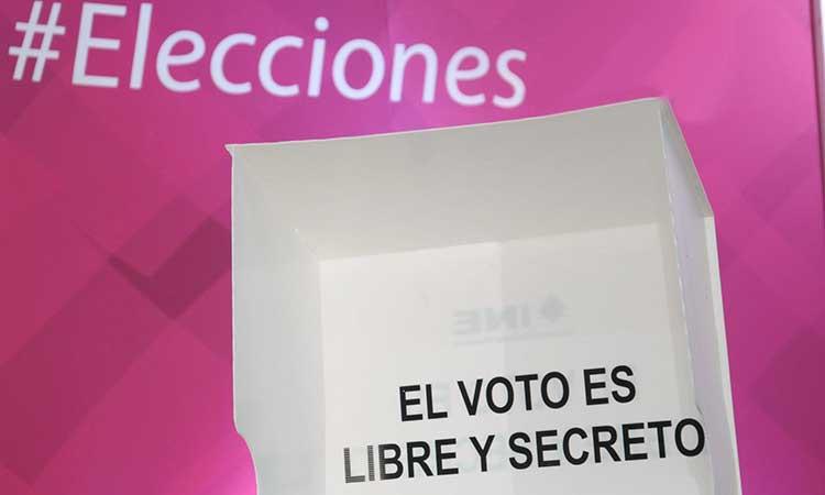 AMLO resaltó que los fraudes electorales ya son delito grave en la Constitución, por lo que estas elecciones deberán ser libres.