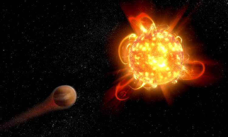 sistema solar letal