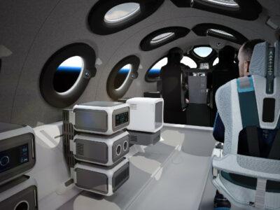 Virgin Galactic y su nave que llevará turistas al espacio