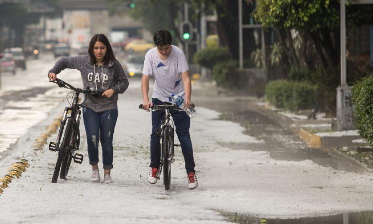 El clima en México hoy: prevén fuertes lluvias y granizo en estos estados