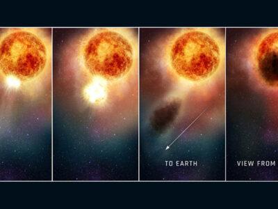 estrella supergigante Betelgeuse
