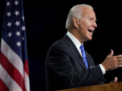Joe Biden nominación